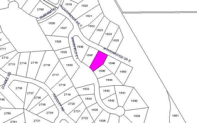 LOT 1546 E Woodbridge Dr, Bushkill, PA 18324 (MLS #18-1055) :: McAteer & Will Estates | Keller Williams Real Estate