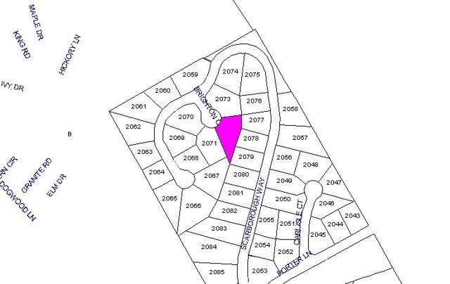 LOT 2072 Brighton Ln 2072 Ct, East Stroudsburg, PA 18302 (MLS #18-1058) :: McAteer & Will Estates | Keller Williams Real Estate
