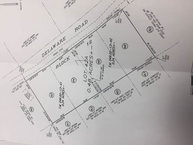 Lot46/48 Block 12 Unit 4, Shohola, PA 18458 (MLS #18-1816) :: McAteer & Will Estates | Keller Williams Real Estate