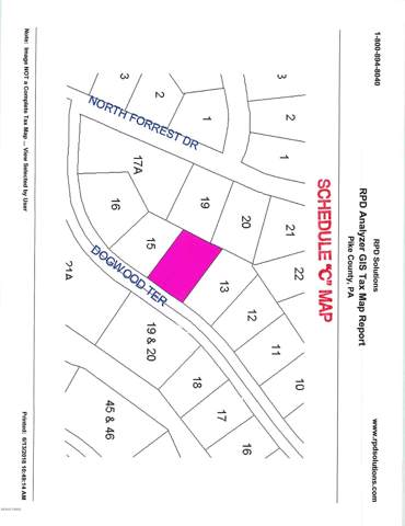 Dogwood Ter, Milford, PA 18337 (MLS #18-2668) :: McAteer & Will Estates | Keller Williams Real Estate