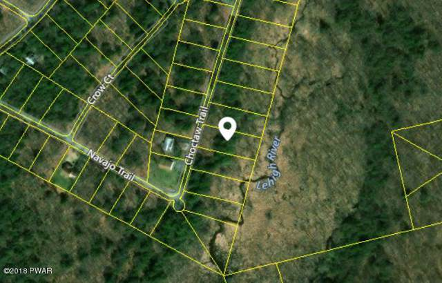 Lot 17 Choctaw Trl, Gouldsboro, PA 18444 (MLS #18-5024) :: McAteer & Will Estates | Keller Williams Real Estate