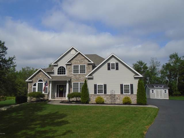 124 Stonefield Dr, Jefferson Township, PA 18436 (MLS #19-3084) :: McAteer & Will Estates | Keller Williams Real Estate
