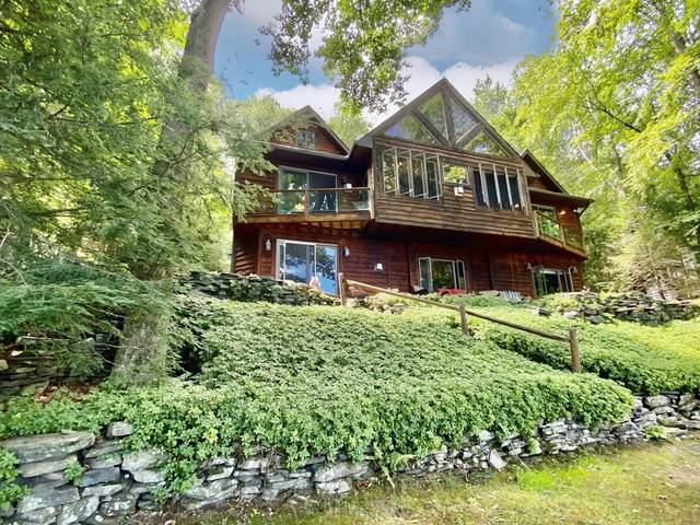 438 Lakeside Dr, Lakeville, PA 18438 (MLS #20-2890) :: McAteer & Will Estates | Keller Williams Real Estate
