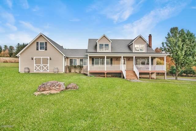 58 Riley Rose Ln, Honesdale, PA 18431 (MLS #20-4299) :: McAteer & Will Estates | Keller Williams Real Estate