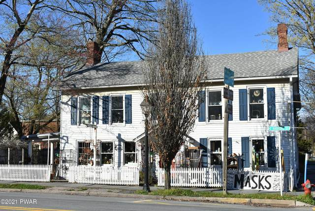 116 E Harford St, Milford, PA 18337 (MLS #21-1082) :: McAteer & Will Estates | Keller Williams Real Estate