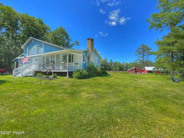 1734 Pa-739, Dingmans Ferry, PA 18328 (MLS #21-2272) :: McAteer & Will Estates | Keller Williams Real Estate