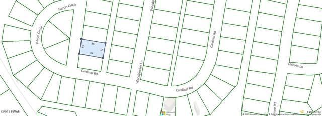 151 Cardinal Ln, Shohola, PA 18458 (MLS #21-2296) :: McAteer & Will Estates | Keller Williams Real Estate