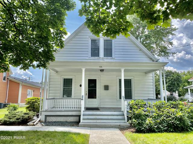 106 W High St, Milford, PA 18337 (MLS #21-3552) :: McAteer & Will Estates   Keller Williams Real Estate