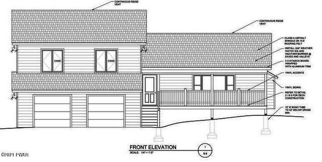114 Mountain Laurel Dr, Milford, PA 18337 (MLS #21-3584) :: McAteer & Will Estates | Keller Williams Real Estate