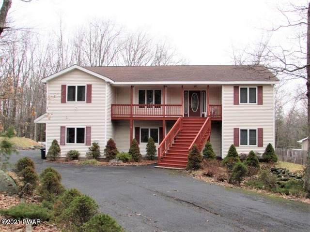 207 Country Club Dr, Lords Valley, PA 18428 (MLS #21-515) :: McAteer & Will Estates | Keller Williams Real Estate