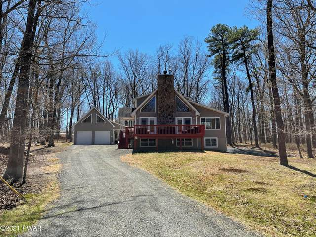 106 Trout Rd, Lackawaxen, PA 18435 (MLS #21-1003) :: McAteer & Will Estates | Keller Williams Real Estate