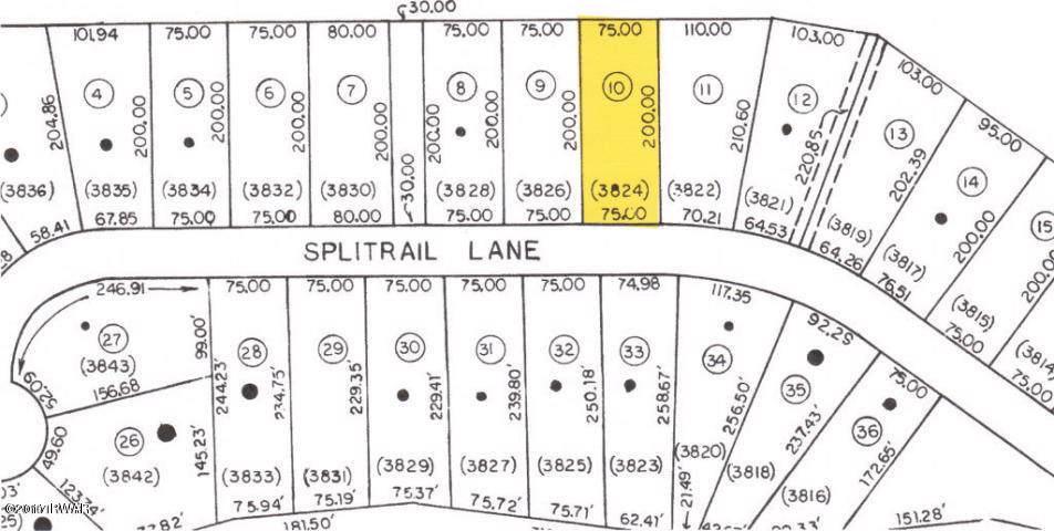 3824 Splitrail Ln - Photo 1
