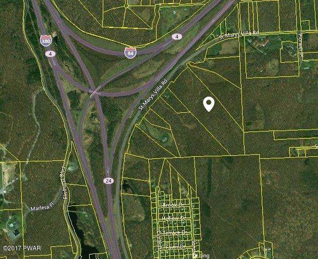 Lot 8 St Marys Villa Rd, Roaring Brook Township, PA 18444 (MLS #17-5132) :: McAteer & Will Estates   Keller Williams Real Estate