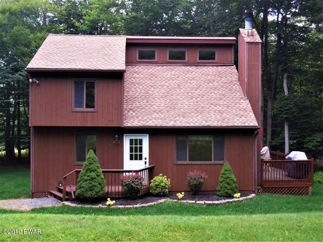 1132 Maplewood Dr, Newfoundland, PA 18445 (MLS #19-3825) :: McAteer & Will Estates | Keller Williams Real Estate