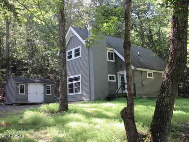 139 Plateau Dr, Lackawaxen, PA 18435 (MLS #19-3981) :: McAteer & Will Estates | Keller Williams Real Estate