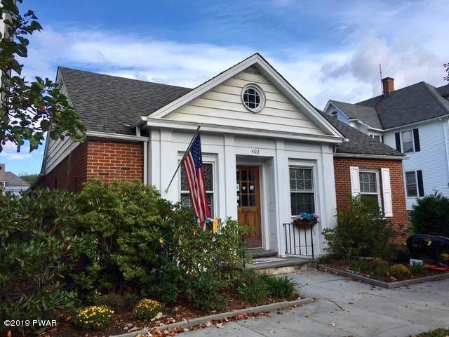 402 Broad St, Milford, PA 18337 (MLS #19-5004) :: McAteer & Will Estates | Keller Williams Real Estate