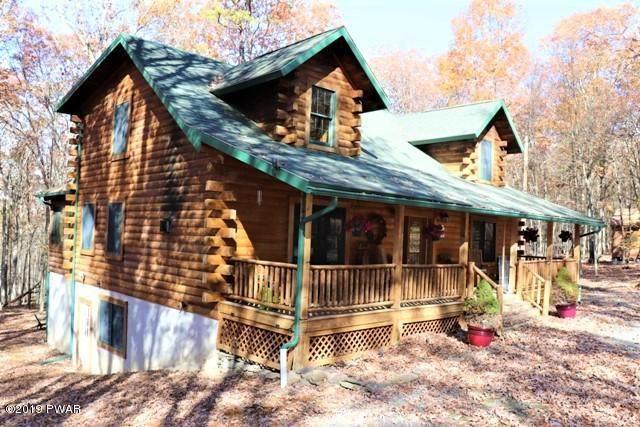 121 Pebble Rock Rd, Lackawaxen, PA 18435 (MLS #20-1526) :: McAteer & Will Estates | Keller Williams Real Estate