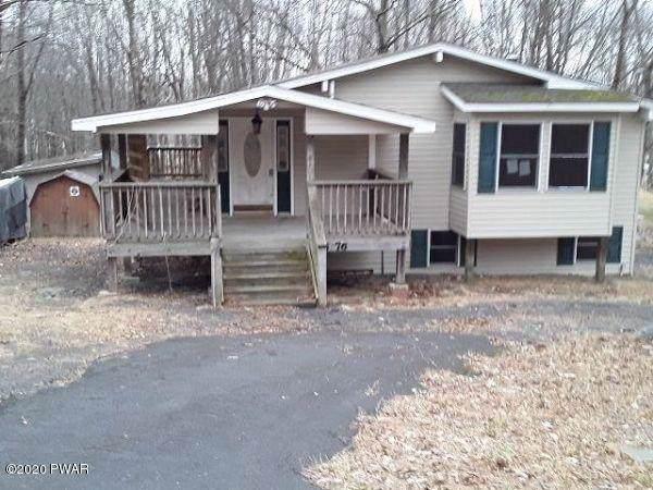 4276 E Pine Ridge Dr, Bushkill, PA 18324 (MLS #20-190) :: McAteer & Will Estates | Keller Williams Real Estate