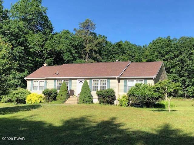 113 Forest Oaks Dr, Rowland, PA 18457 (MLS #20-2252) :: McAteer & Will Estates | Keller Williams Real Estate