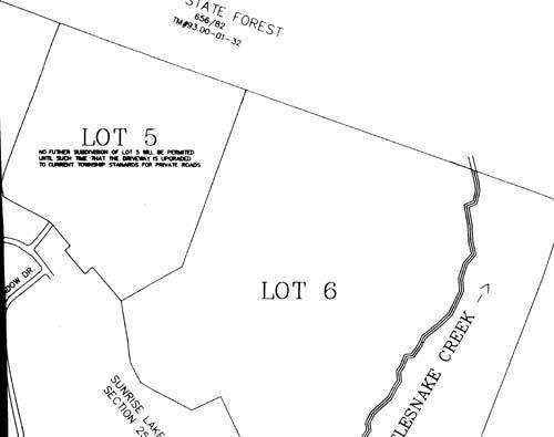 Overlook (Lot 5) Dr, Milford, PA 18337 (MLS #20-229) :: McAteer & Will Estates | Keller Williams Real Estate