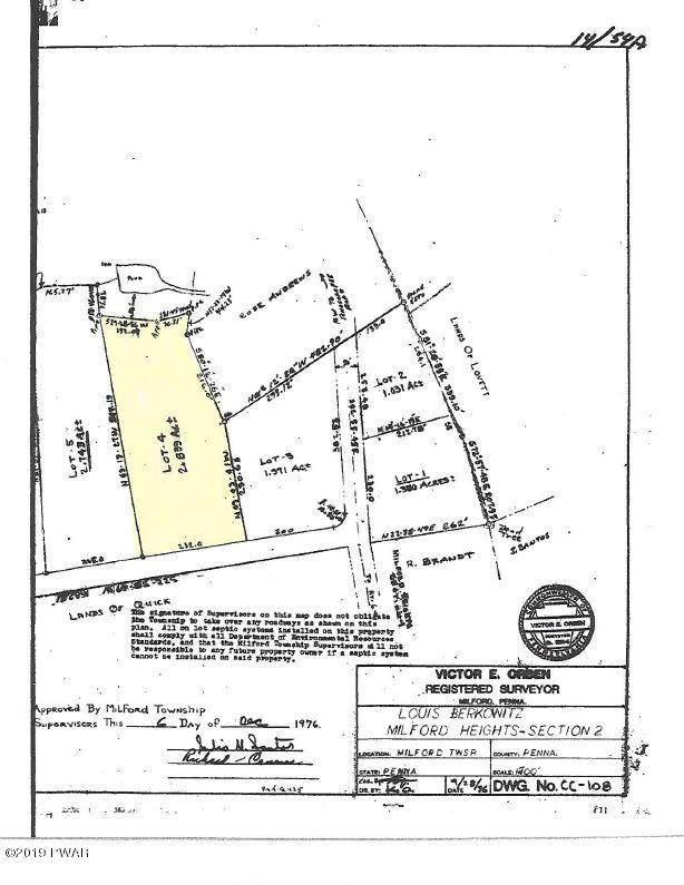 149 Milford Heights Rd, Milford, PA 18337 (MLS #21-1337) :: McAteer & Will Estates | Keller Williams Real Estate
