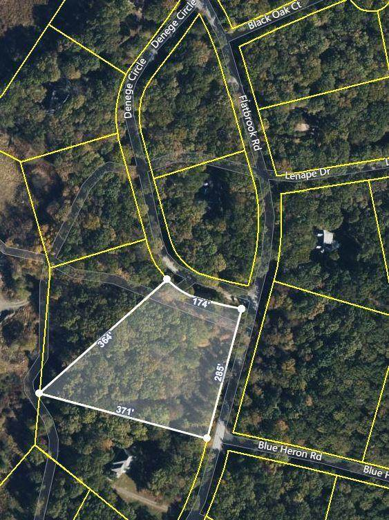 Lot 6407 Denege Cir, Milford, PA 18337 (MLS #21-1469) :: McAteer & Will Estates | Keller Williams Real Estate