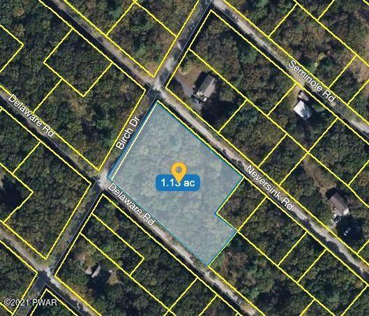 Birch Dr, Shohola, PA 18458 (MLS #21-2110) :: McAteer & Will Estates | Keller Williams Real Estate