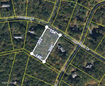 1802 Lenape Dr, Dingmans Ferry, PA 18328 (MLS #21-3276) :: McAteer & Will Estates | Keller Williams Real Estate