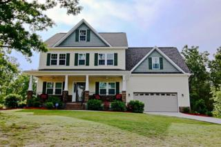 3 S Allyson Place, Vass, NC 28394 (MLS #182038) :: Pinnock Real Estate & Relocation Services, Inc.