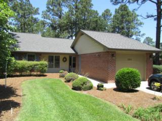 290 Pinehurst Trace Drive, Pinehurst, NC 28374 (MLS #182172) :: Pinnock Real Estate & Relocation Services, Inc.