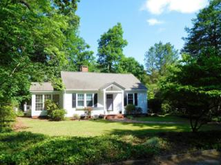 560 N Ridge Street, Southern Pines, NC 28387 (MLS #182206) :: Pinnock Real Estate & Relocation Services, Inc.