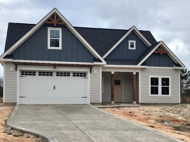 731 Exeter Street, Carthage, NC 28327 (MLS #196720) :: Pinnock Real Estate & Relocation Services, Inc.