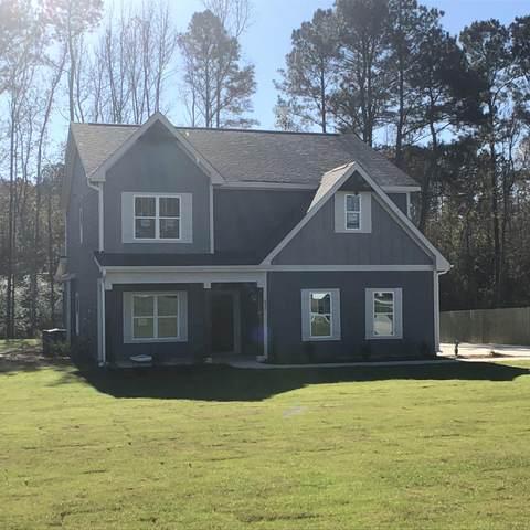 837 Warwick Lane, Carthage, NC 28327 (MLS #201513) :: Pinnock Real Estate & Relocation Services, Inc.