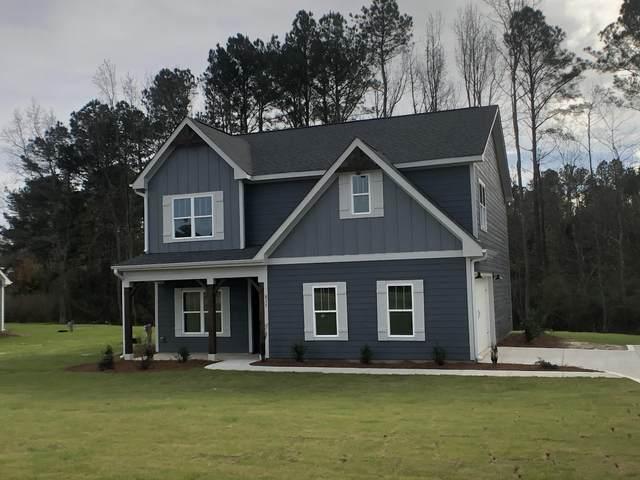 837 Warwick Lane, Carthage, NC 28327 (MLS #201513) :: Pines Sotheby's International Realty