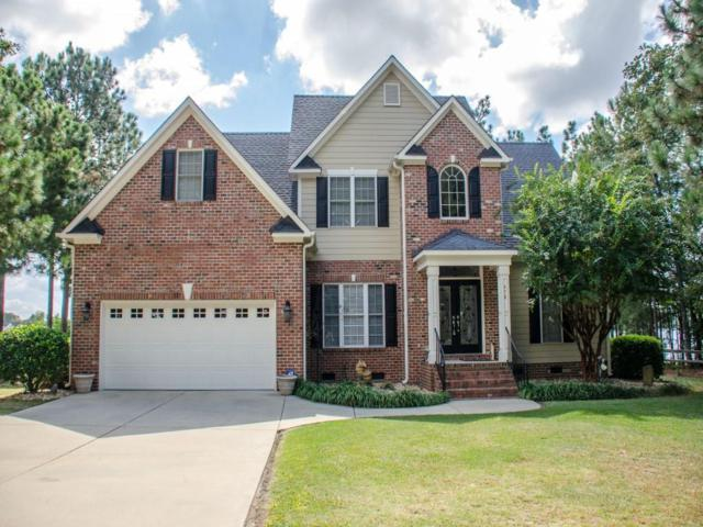 478 Lakeside Lane, Sanford, NC 27332 (MLS #178062) :: Weichert, Realtors - Town & Country