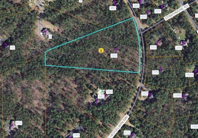 550 E Hedgelawn Way, Southern Pines, NC 28387 (MLS #181243) :: Weichert, Realtors - Town & Country
