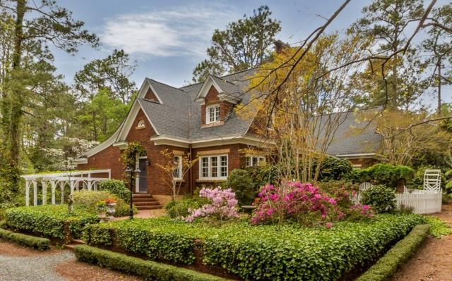 140 Pinegrove Rd, Southern Pines, NC 28387 (MLS #181392) :: Weichert, Realtors - Town & Country