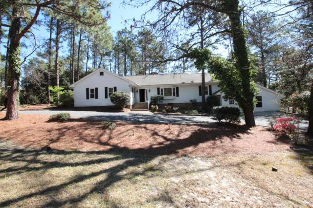 280 Fieldcrest Road, Southern Pines, NC 28387 (MLS #181466) :: Weichert, Realtors - Town & Country
