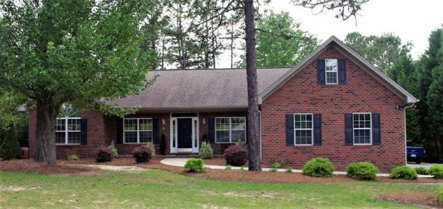 3 Princess Gate Drive, Whispering Pines, NC 28327 (MLS #181841) :: Weichert, Realtors - Town & Country