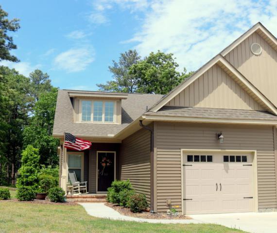 50 Cypress Circle, Southern Pines, NC 28387 (MLS #181855) :: Weichert, Realtors - Town & Country