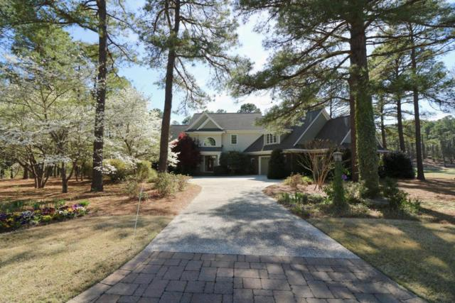197 Plantation Drive, Southern Pines, NC 28387 (MLS #182316) :: Pinnock Real Estate & Relocation Services, Inc.