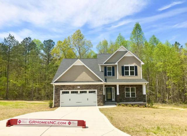 147 Liane Lane, Whispering Pines, NC 28327 (MLS #182421) :: Pinnock Real Estate & Relocation Services, Inc.