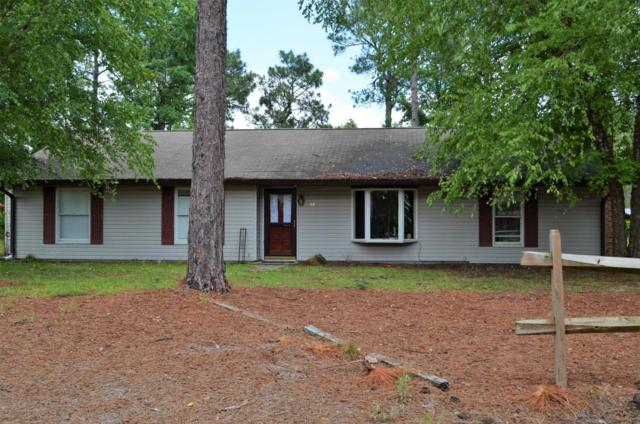 132 Split Rail Road, Carthage, NC 28327 (MLS #182458) :: Pinnock Real Estate & Relocation Services, Inc.