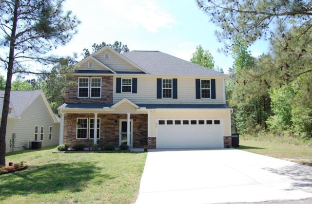852 Blue Bird Dr., Vass, NC 28394 (MLS #182505) :: Pinnock Real Estate & Relocation Services, Inc.