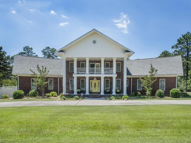 102 S Glenwood Trail, Southern Pines, NC 28387 (MLS #182510) :: Weichert, Realtors - Town & Country