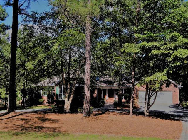 14 Sunset Drive, Whispering Pines, NC 28327 (MLS #182582) :: Pinnock Real Estate & Relocation Services, Inc.