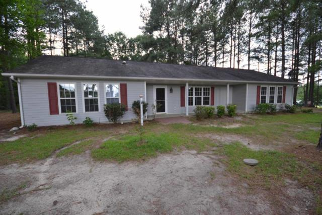4950 Vass Carthage Road, Carthage, NC 28327 (MLS #182629) :: Pinnock Real Estate & Relocation Services, Inc.
