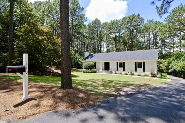 440 Crestview Road, Southern Pines, NC 28387 (MLS #182740) :: Pinnock Real Estate & Relocation Services, Inc.