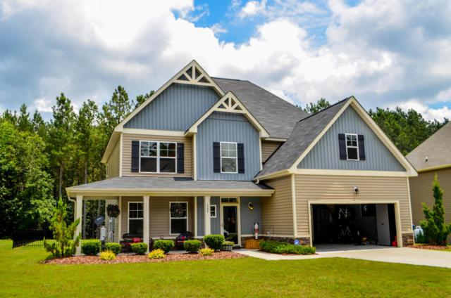 155 Wooded Acre Way, Carthage, NC 28327 (MLS #182770) :: Pinnock Real Estate & Relocation Services, Inc.
