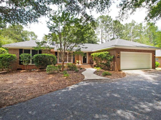 260 St Andrews Drive, Pinehurst, NC 28374 (MLS #182784) :: Pinnock Real Estate & Relocation Services, Inc.